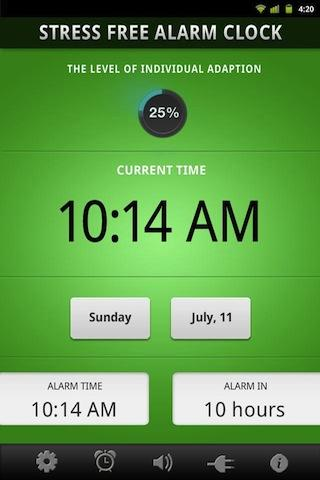 Sleep Cycle Weight Loss Alarm - screenshot