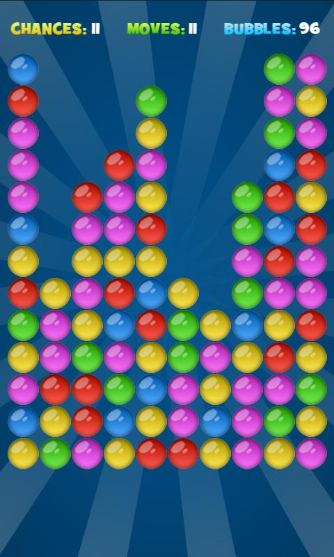 Bubble Popper Classic - screenshot