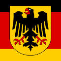 2000 German Flashcards & Quiz logo