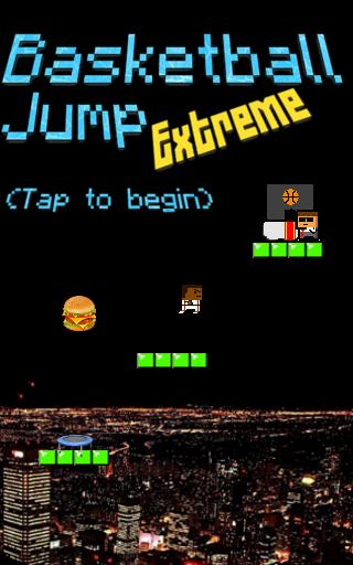 Basketball Jump Extreme
