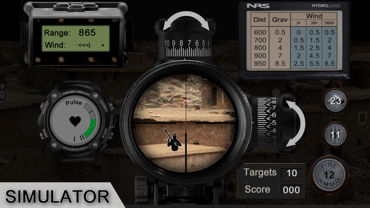 Pro Shooter : Sniper - screenshot