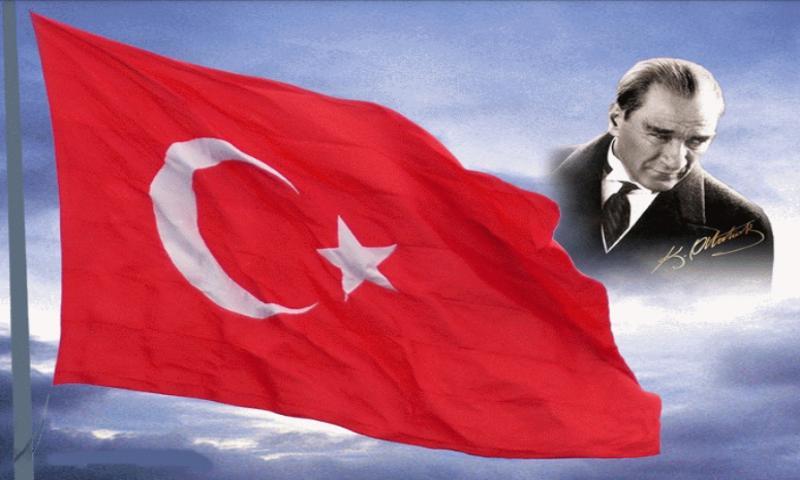Dalgalanan Türk Bayrağı - screenshot
