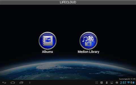 MEDION® LifeCloud® App screenshot 0