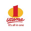 1 Utama logo