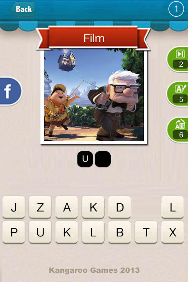 Film Quiz!Guess the Movie 2 - screenshot