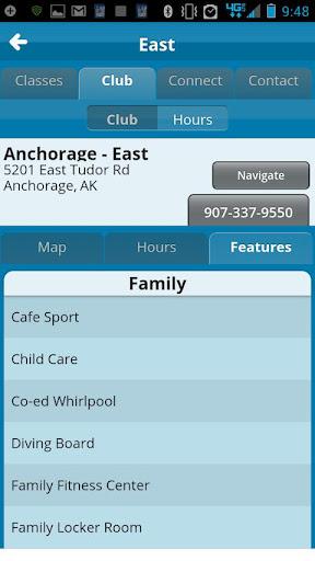 【免費健康App】The Alaska Club-APP點子