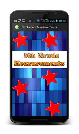 玩教育App|5th Grade - Measurements免費|APP試玩