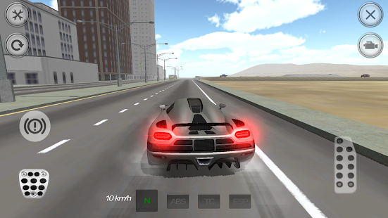 Future Luxury Car HD 2