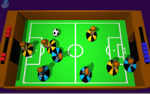 Flick It Football 3d