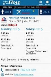 goHow Airport Screenshot 3