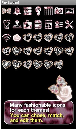 Pink Leopard for [+] HOME 1.5 Windows u7528 4