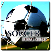 Soccer Final Shot game