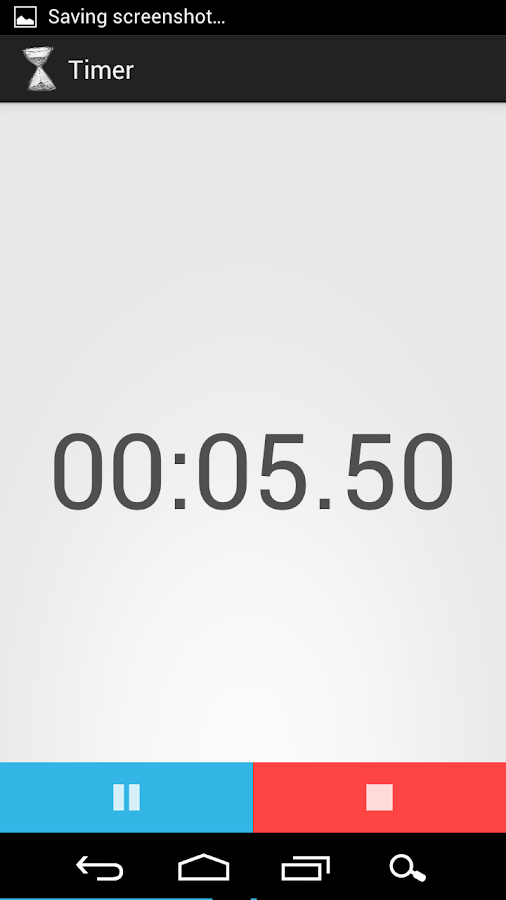 Countdown Timer- screenshot