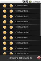 Screenshot of Business Ringtones - ExecTones