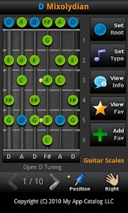 All Guitar Scales - screenshot thumbnail