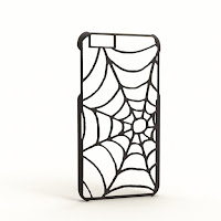 IPhone 6 Plus case - Spider Web