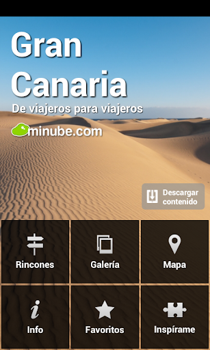 Guía de Gran Canaria - minube