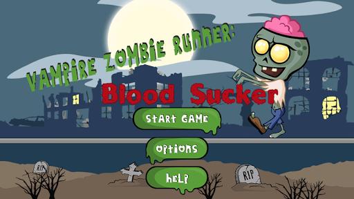 Zombie Runner: Blood Sucker