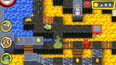Aporkalypse - Pigs of Doom Screenshot 3