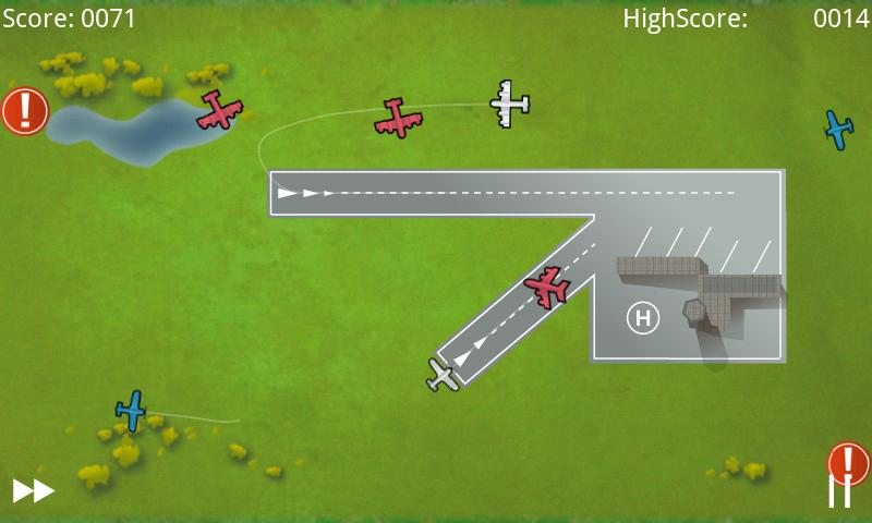 Air Control- screenshot