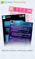 Screenshot of GO SMS Pro Permission Plugin