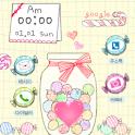 폰꾸미기 새콤달콤 Sweet Love logo