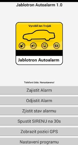 Jablotron Autoalarm Catchweed