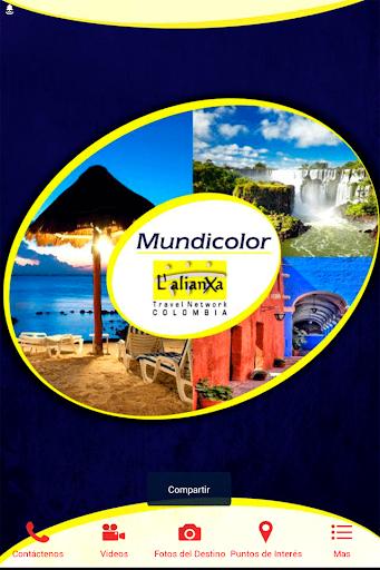 Agencia de Viajes Mundicolor