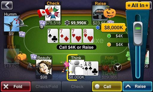 Texas HoldEm Poker Deluxe 1.8.0 screenshots 2