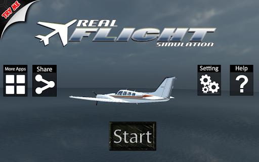 Airplane Flight Simulation