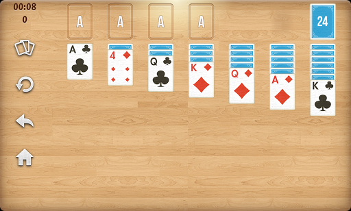 Solitaire classic card game  screenshots 4