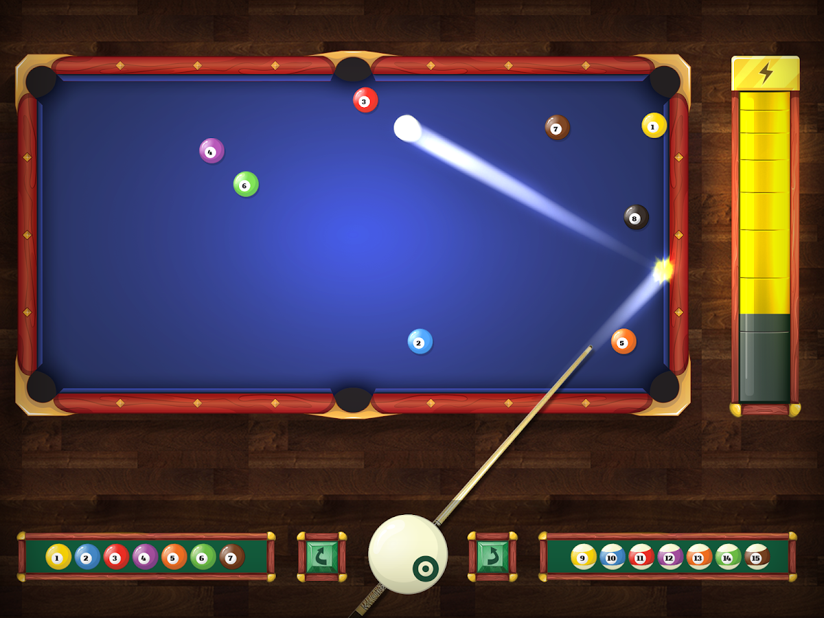 how to play eight ball pool