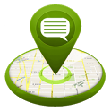 Current GPS Location icon