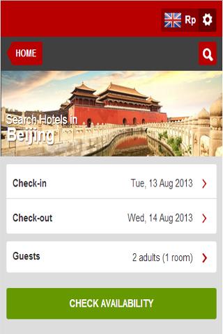 Hotel Bejing