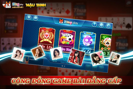 Game Poker VN - Mậu Binh – Binh Xập Xám - ZingPlay APK for Windows Phone