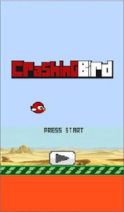 Crashing Bird