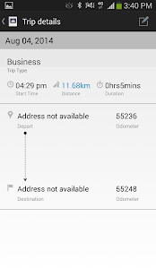 RACV Connect screenshot