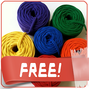 Free Finger Knitting Patterns : Knitting Patterns - Android Apps on Google Play