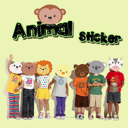 動物貼紙相機 攝影 App LOGO-APP試玩