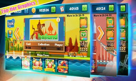 Bingo Fever - World Trip 1.04 screenshot 228049
