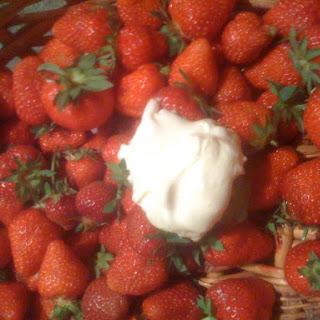 Strawberries & Whipped Cream