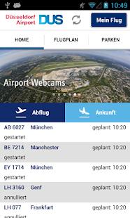 Düsseldorf Airport- screenshot thumbnail
