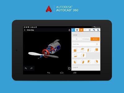 AutoCAD 360 v3.0.5