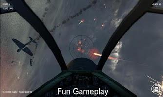 Screenshot of Air War Game