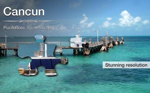 Cancun Jigsaw Puzzles