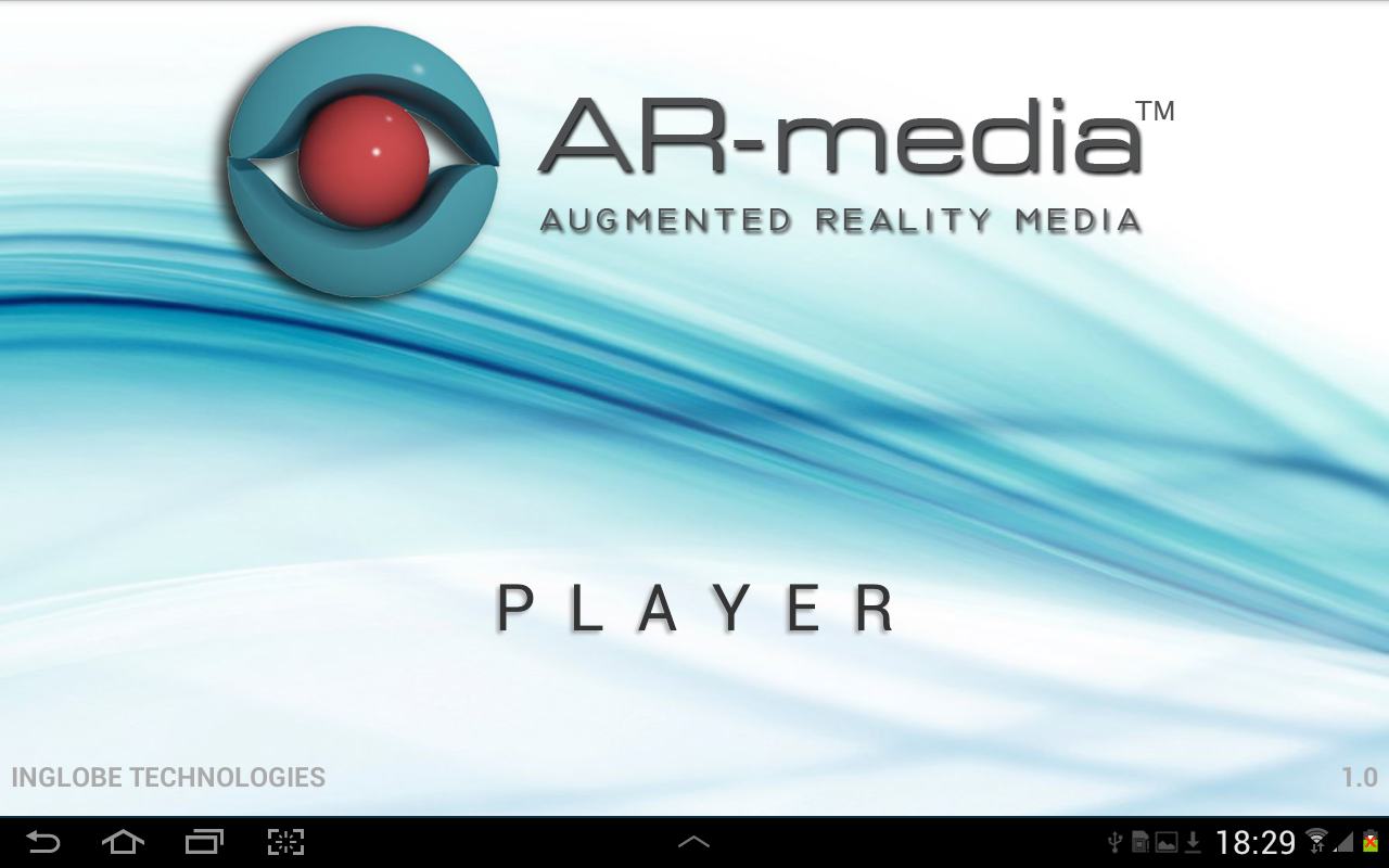 ARMedia Player - screenshot