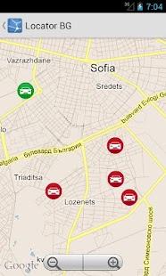 Locator BG- screenshot thumbnail