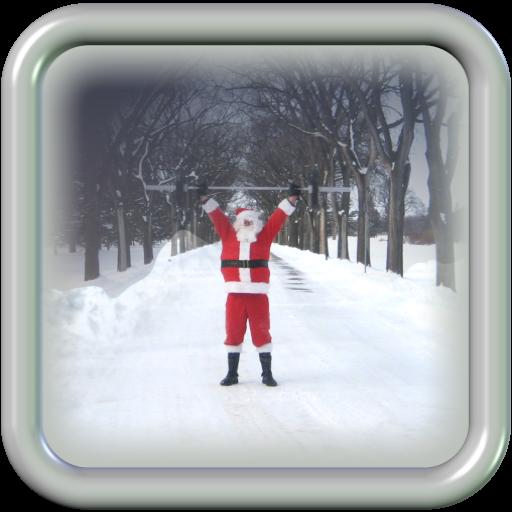 聖誕老人和北極 LOGO-APP點子