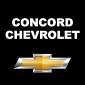Concord Chevrolet DealerApp