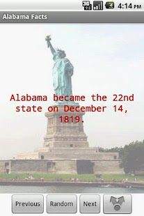 Alabama Facts - screenshot thumbnail